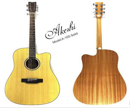 Đàn Guitar Akeshi A-16S