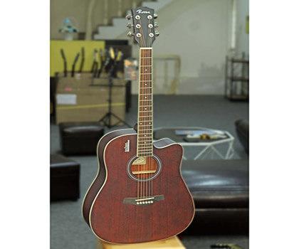 Đàn Guitar Rosen G11 Màu Nâu