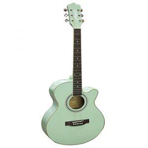 Đàn Guitar Fenix màu xanh đẹp