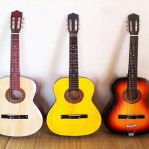 Đàn Guitar Phổ Thông Giá Rẻ