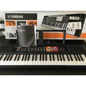 Đàn organ Yamaha PSR-F51 kèm adaptor chính hãng