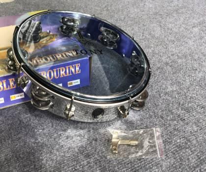 Trống Snare - tony inox trắng giá rẻ