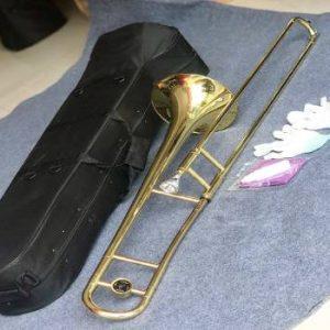 Mua kèn trombone lazer vàng