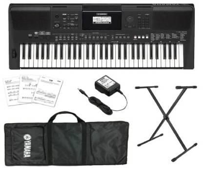 Đàn organ Yamaha PSR-463 kèm adaptor giá rẻ
