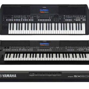 Đàn organ Yamaha SX-600 kèm adaptor giá rẻ