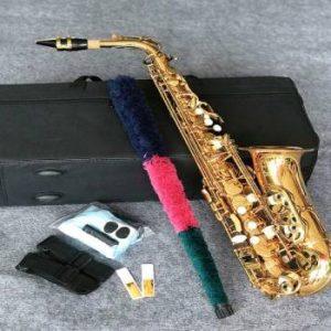 Kèn altto saxo tony vàng cao cấp