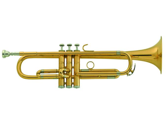 Mua kèn trumpet lazer vàng
