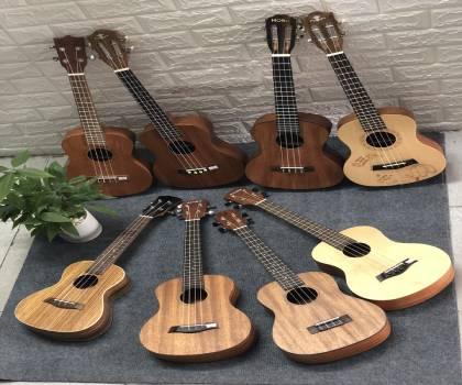 Các loại đàn ukulele gỗ size 26