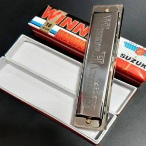 Kèn harmonica suzuki 16 lỗ hộp giấy giá rẻ
