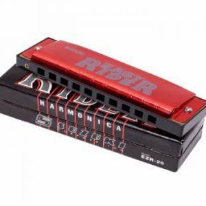 Gía kèn harmonica suzuki W10 lỗ hộp nhựa